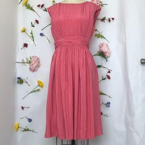 EUC Boden Selina dress in pink 6L